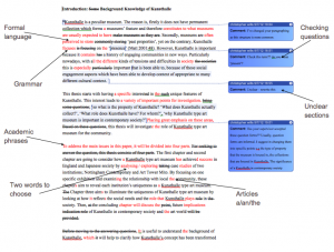 Phd proofreading